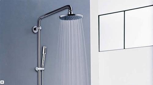 Phòng tắm sang trọng và tiện nghi với thiết bị vệ sinh inax